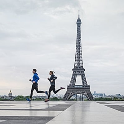 The Fastest Running Cities in the World, According to Strava