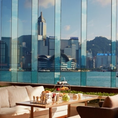 The High-End Hong Kong High Tea