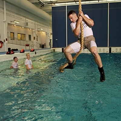 Inside the Coast Guard's Rescue Swimming School