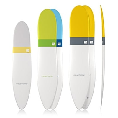 The Hybrid Surfboard