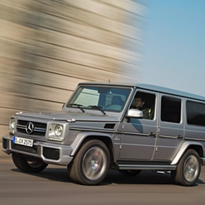 A Meaner G Wagon