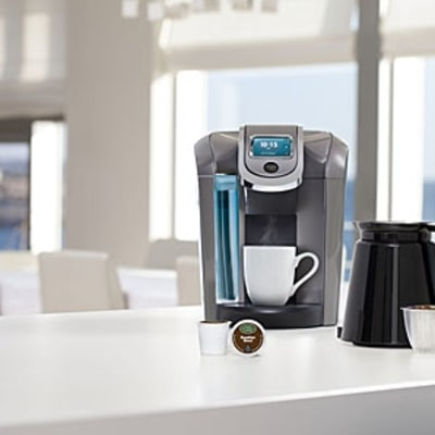 The Keurig that Can Brew a Whole Pot of Coffee