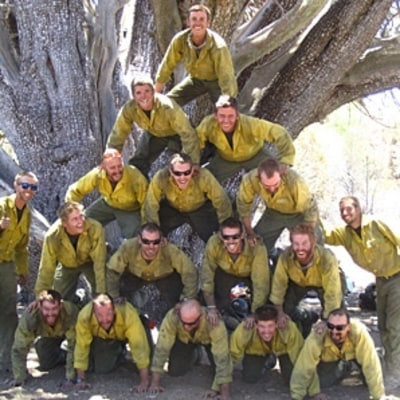 The Last Battle of the Granite Mountain Hotshots