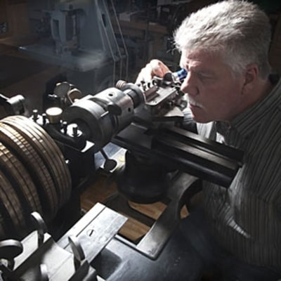 The Last Great American Watchmaker