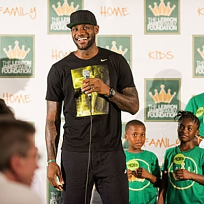 The LeBron James Diet (And How to Make It Work for You)