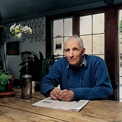 The Many Lives of Peter Matthiessen