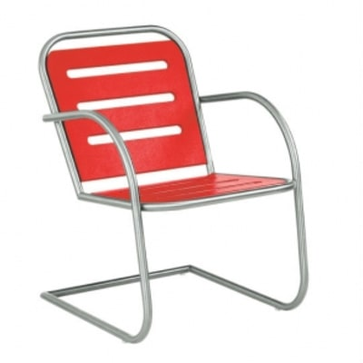 A Better Metal Patio Chair