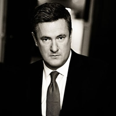 The Middle Man: a Q&A with Joe Scarborough