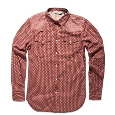 The Motorcyclist's Button-Up