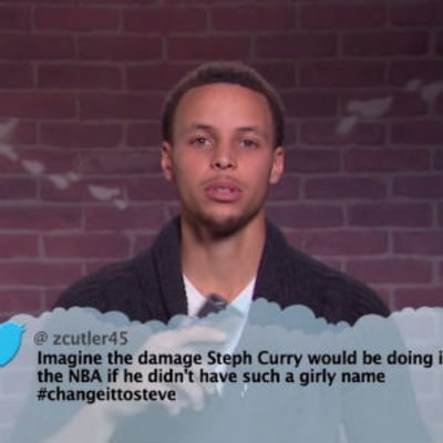 The NBA Finals Kick Off With an All-Star Edition of Mean Tweets
