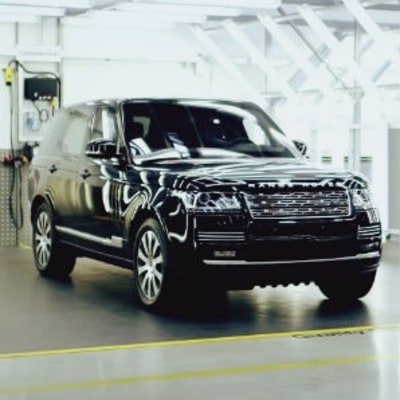 Land Rover's New SUV Can Withstand Grenades and Gunfire