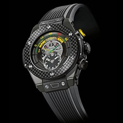 Hublot's Big Bang: The Official Watch of World Cup 2014