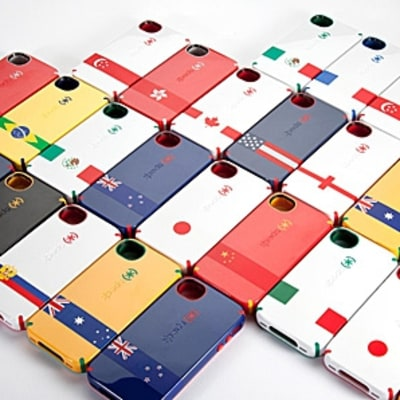 The Olympic Fever iPhone Case