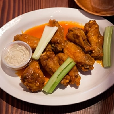 The Original Buffalo Wing Recipe