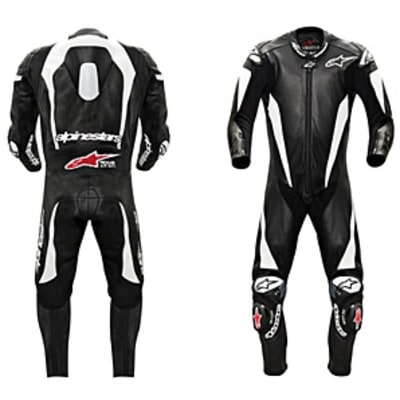 A Life-Saving Motorcycle Suit