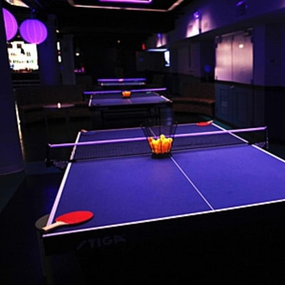 The Ping-Pong Social Club