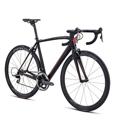 The Race-Ready Road Bike