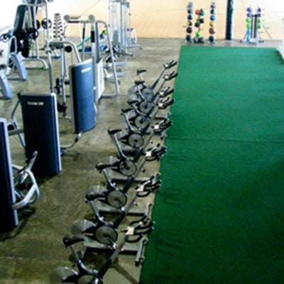 A Real Pros' Gym