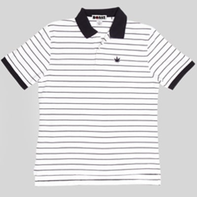 The Rebellious Preppy Polo
