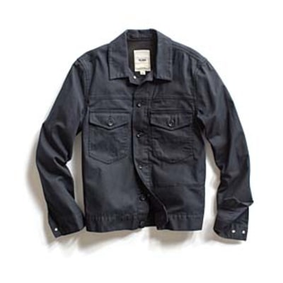 A Refined Denim Jacket