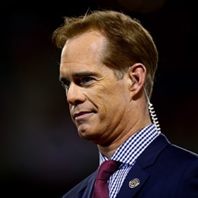 Joe Buck's Semi-Spread Collars