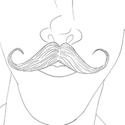 How to Grow a Mustache Five Different Ways