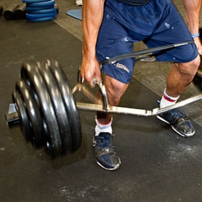 The Safer Back Squat