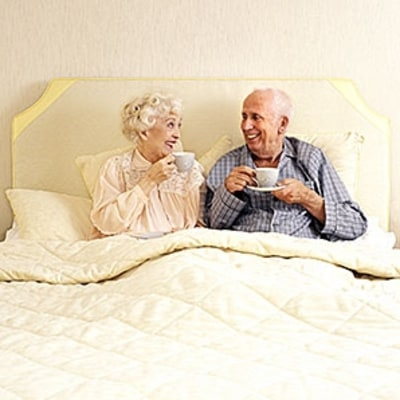 The Sex Benefits of a 50-Year Marriage