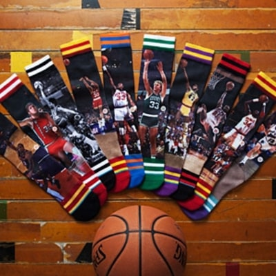 The Slam-Dunk Sock
