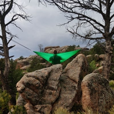 The Stronger Hammock for Any Adventure