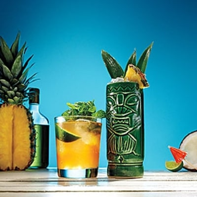 The Tiki Cocktail Revival