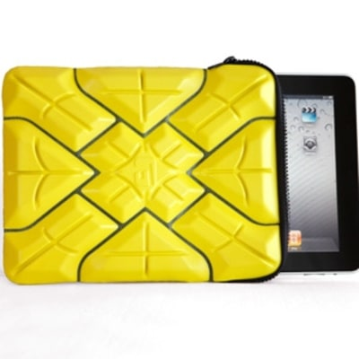 The Toughest iPad Case Ever