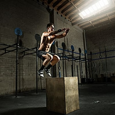 The Ultimate Plyometric Workout