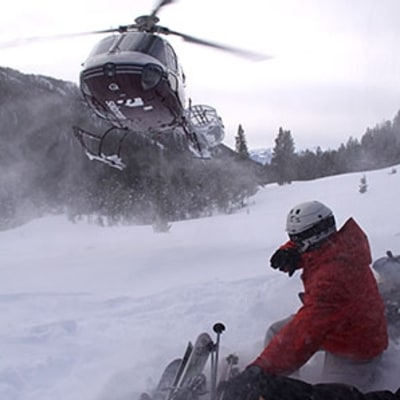 The War on Heli-Skiing