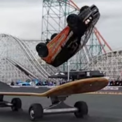 The Weirdest Stunts Ever Attempted by Car Companies