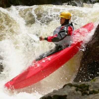 The Whitewater Workout: How a Kayak Pro Builds Core and Arm Strength