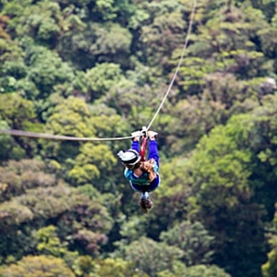 The Wildest Zipline Tours on Earth