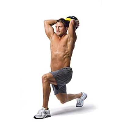 Complete Functional Fitness in 10 Moves