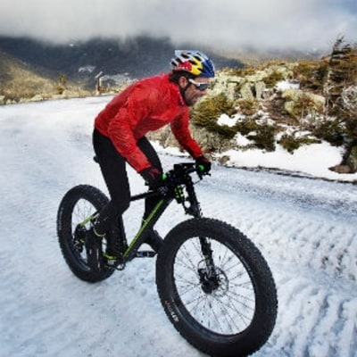 Biking Up Mount Washington in Winter Is Slightly Ridiculous