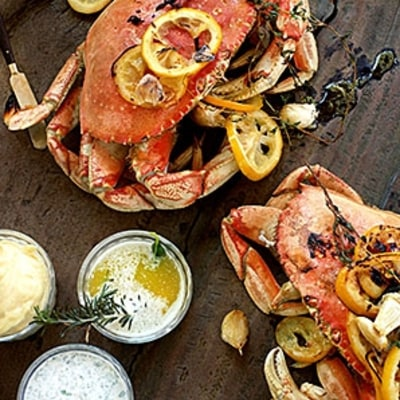 how to cook live crab humanely