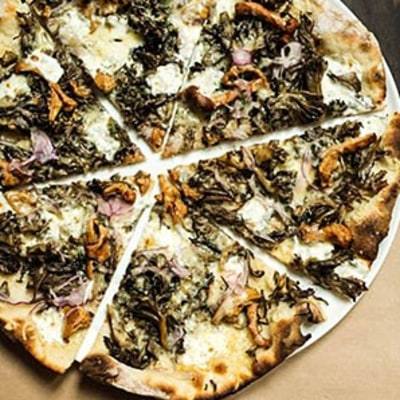 The Perfect Mushroom Pizza Recipe