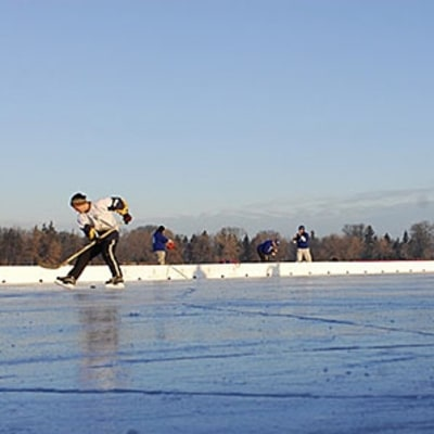 Why The U.S. Pond Hockey Championships is the Game at Its Finest