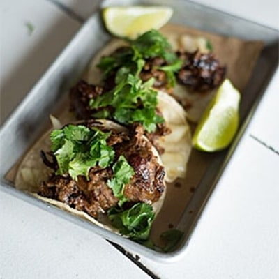 Beyond Steak: How to Make Sesame Ribeye Tacos