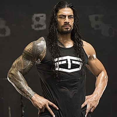 WWE's Roman Reigns Tips for Staying in Shape