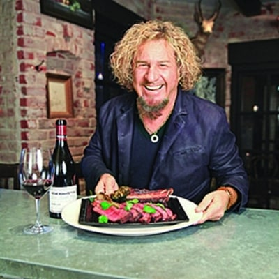 Sammy Hagar on How to Cook Like a Rock Star