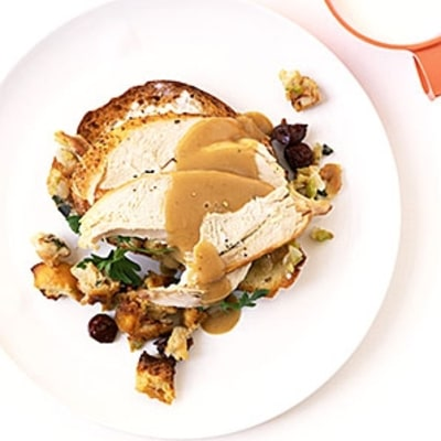 How to Build the Perfect Thanksgiving Leftovers Sandwich