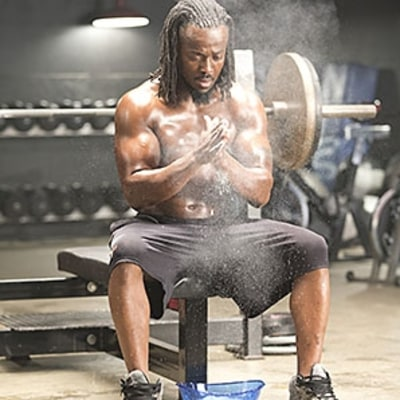 What WWE Superstar Kofi Kingston Eats to Stay in Shape