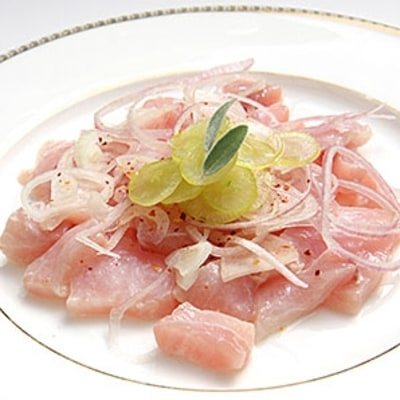 A Japanese-Inspired Ceviche Recipe