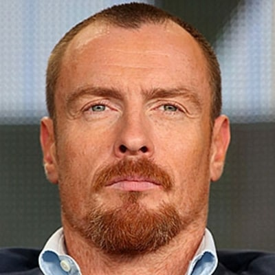 Toby Stephens Sets Sail