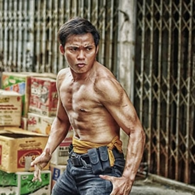 How 'Ong Bak' Star Tony Jaa Stays in Fighting Shape